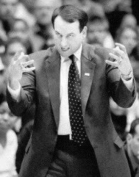 Evil Coach K